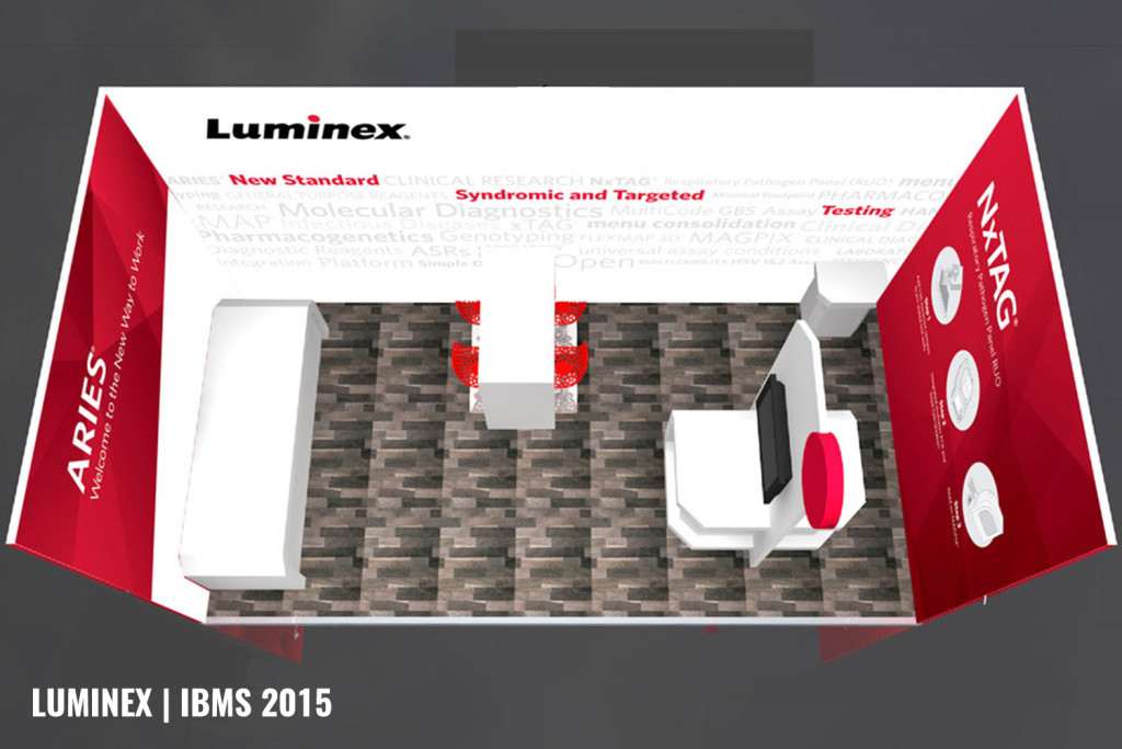 Luminex IBMS Booth Europe
