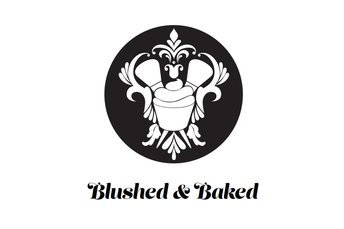 Blushed and Baked Logo