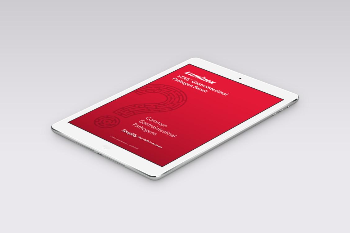 Luminex GPP eBook iPad