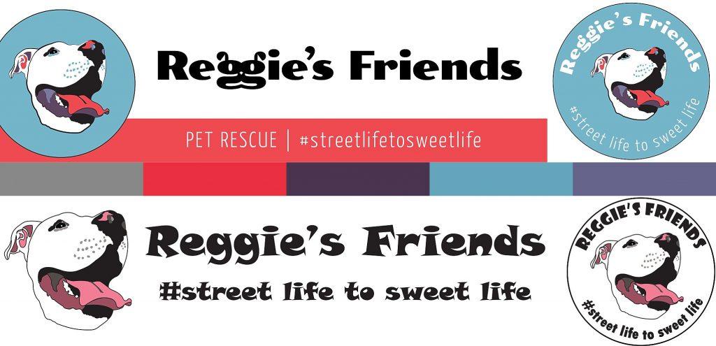 branding pet rescue houston graphic designer